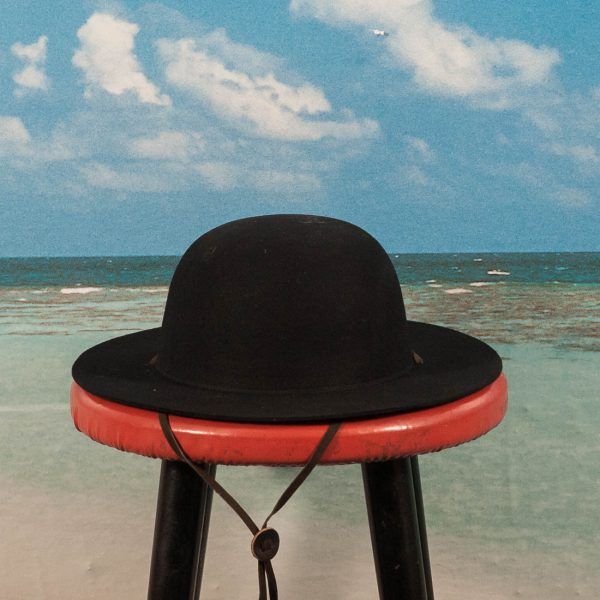 Altamont Apparel - Luper Fedora Hat - Black