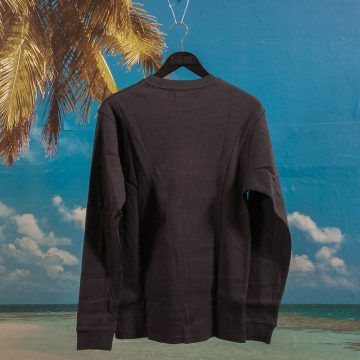 Dime MTL - Thermal Shirt - Navy