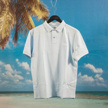 Dime MTL - Polo Shirt - Light Blue