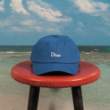 Dime MTL - Classic 6 Panel Hat - Royal Blue