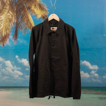 HUF - MFG Station Jacket - Black