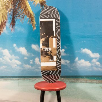 Favorite Skateboards X SHRN - Volume 2 Deck