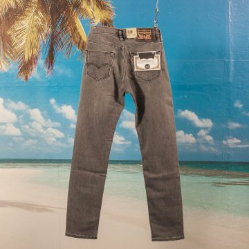 Levis Skateboarding - 511 Slim 5 Pocket S&E - Chavez Grey