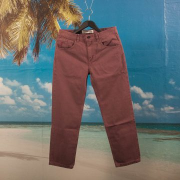 Polar Skate Co. - 90´s Jeans - Washed Red