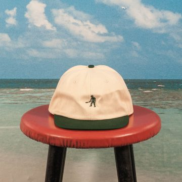 Passport - Workers Cap - Cream / Green