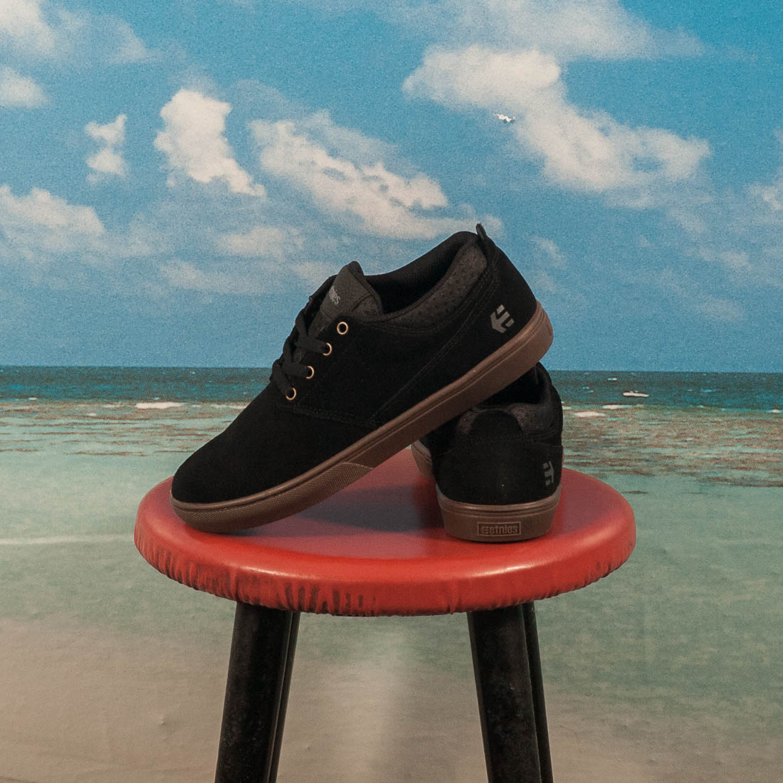 Etnies - Jameson MT - Albert Nyberg - Black / Gum