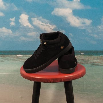 Emerica - The Hsu G6 - Black / Black