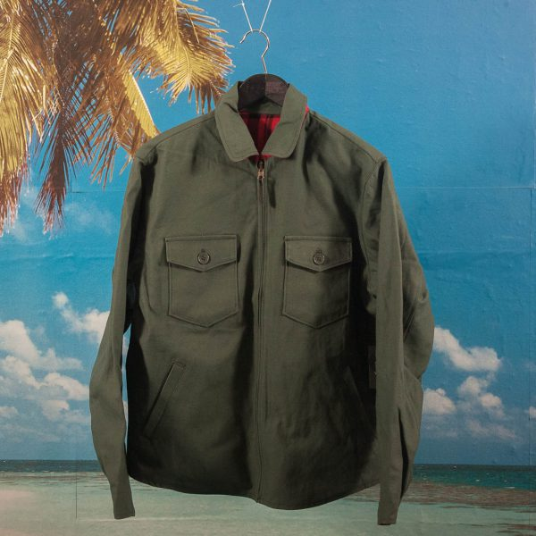 Brixton - Cascade Jacket - Hunter Green