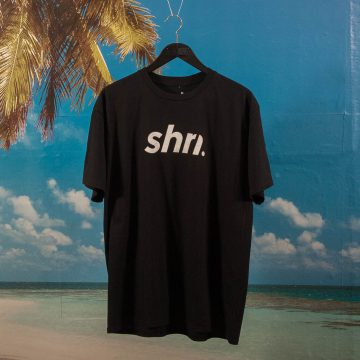 SHRN - Logo - T-Shirt - Black