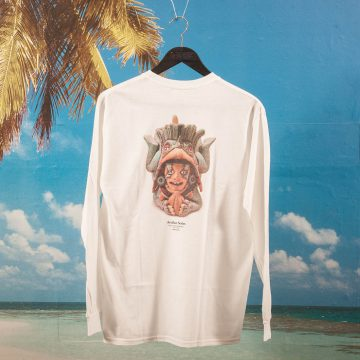 BEINGHUNTED - AS Maya Longsleeve T-Shirt - White