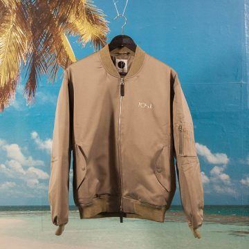 Polar Skate Co. - Bomber Jacket - Olive