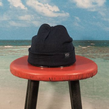 The Quiet Life - Fisherman Beanie - Navy