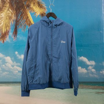 Dime MTL - Windbreaker - Royal Blue