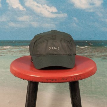 Dime MTL - 6 Panel Hat - Green