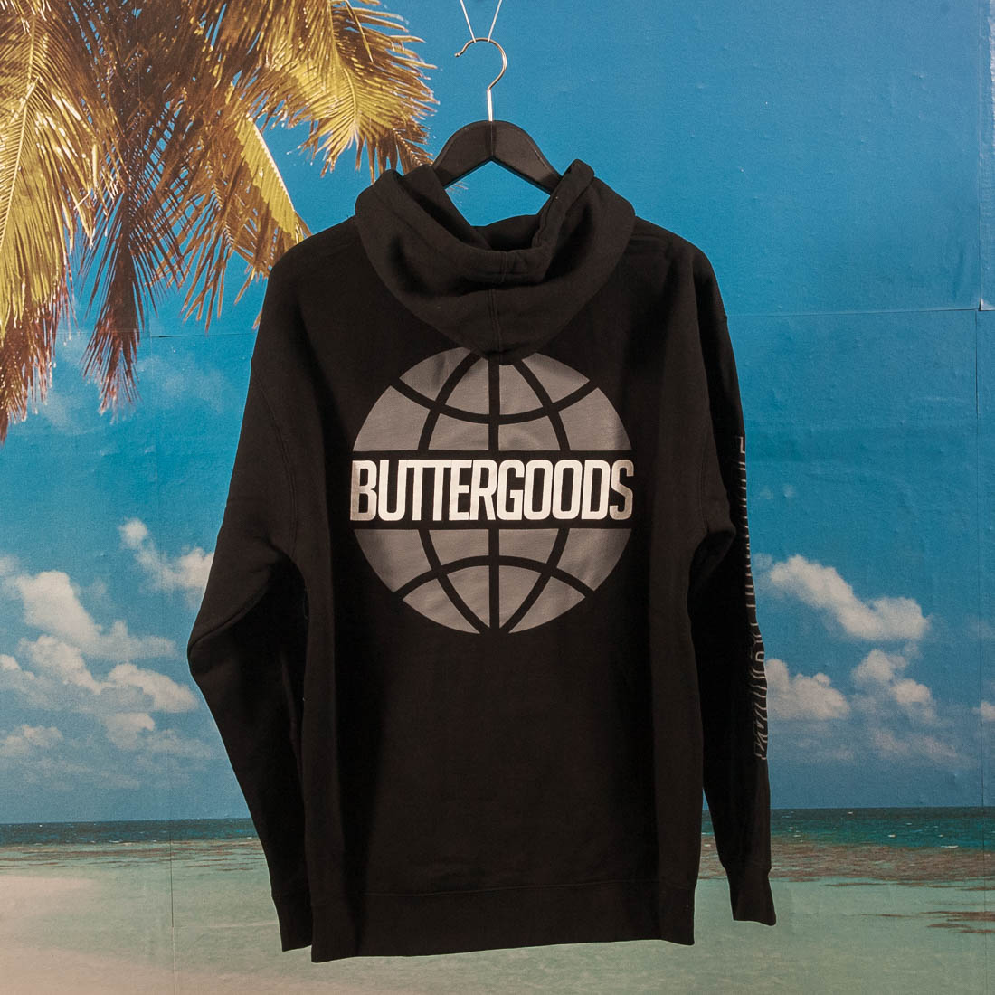 Buttergoods - Shade Worldwide Hoodie - Black