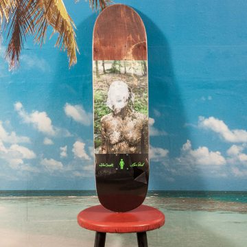 Girl Skateboards - Carroll x Reid Ava Deck - 8.5