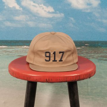 Call Me (917) - USA Cap - Khaki