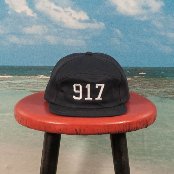 Call Me (917) - USA Cap - Navy