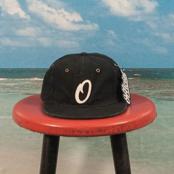 Official - Rojo O Cap - Black