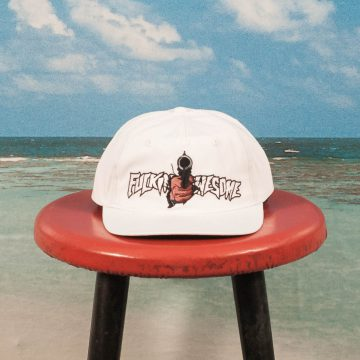 Fucking Awesome - Breakthru Hat - White