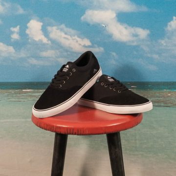 Emerica - The Provost Slim Vulc - Black / White