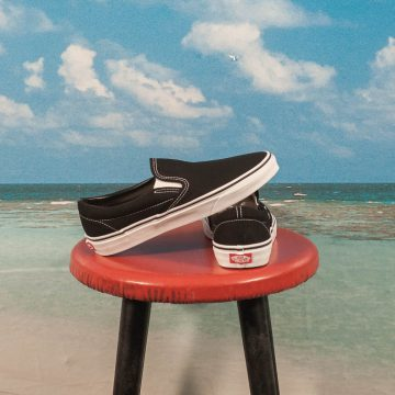 Vans - Slip On Classic - Black