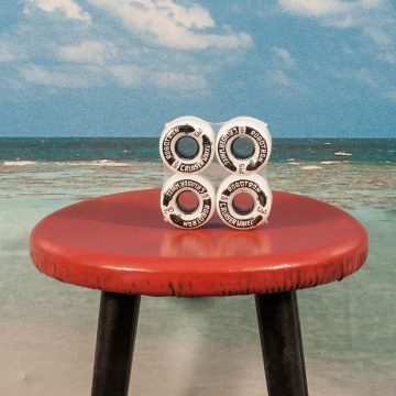 Robotron Skateboards - Cruiser Wheels - 80 A - 56mm