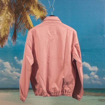 Polar Skate Co. - Herrington Jacket - Dusty Rose