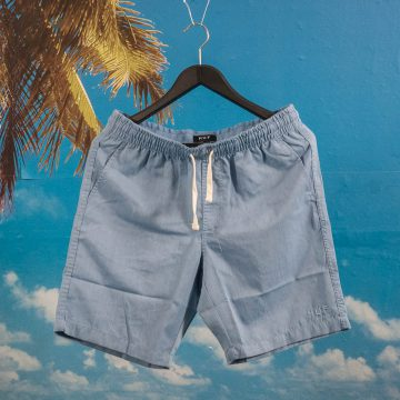 HUF - Sun Daze Easy Shorts - Light Blue Heather