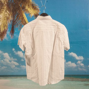 Altamont Apparel - Frith S/S - Dirty White