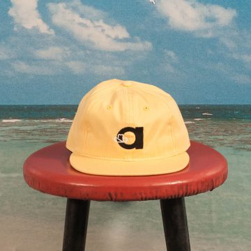 Alltimers - Cal Flag Hat - Yellow