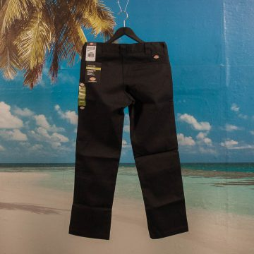 Dickies - 873 Slim Straight - Chino - Rinsed Black