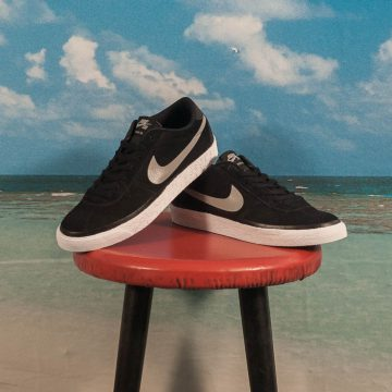 Nike SB - Bruin Zoom Premium - Black / Base Grey