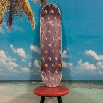 Pizza Skateboards - Pulizzi Gun Deck - 8.125