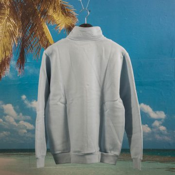 Polar Skate Co. - Half Zip Sweatshirt - Powder Blue