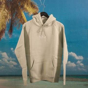 Polar Skate Co. - Default Hoodie - Seafoam Green