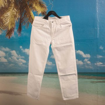 Polar Skate Co. - 90´s Jeans - White