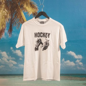 Hockey - Unidentified T-Shirt - White