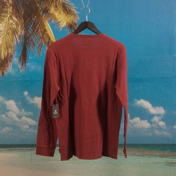 Brixton - Redford 2 Long Sleeve - Brick