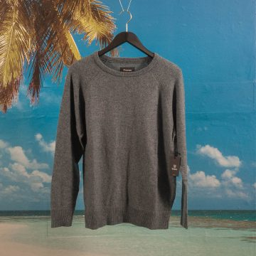 Brixton - Anderson Sweater - Blue