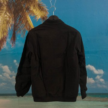 Dime MTL - Twill Jacket - Black