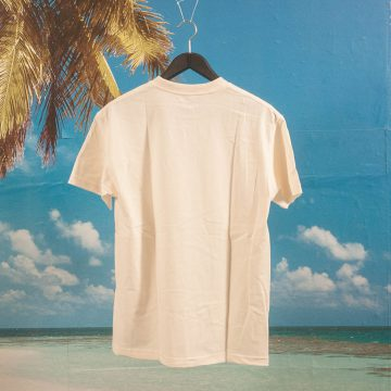 Dime MTL - Joe Valdez China Banks T-Shirt - Cream