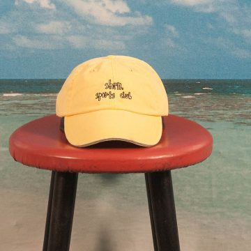 SHRN - Sports Club Cap - Citron