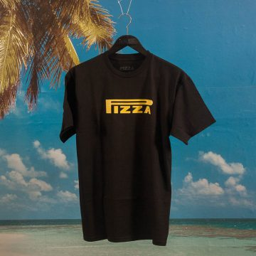 Pizza Skateboards - Peppernelli T-Shirt - Black