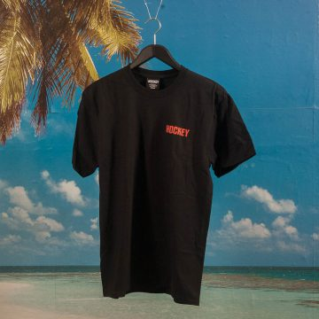 Hockey - AA Beach T-Shirt - Black