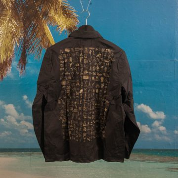 Fucking Awesome - Dictionary Coaches Jacket - Black