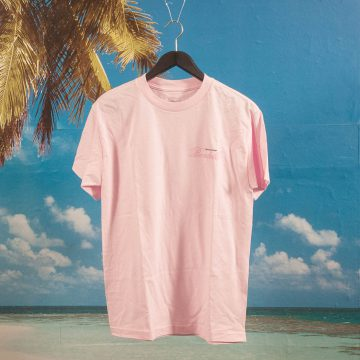Becky Factory - Bordello T-Shirt - Pink
