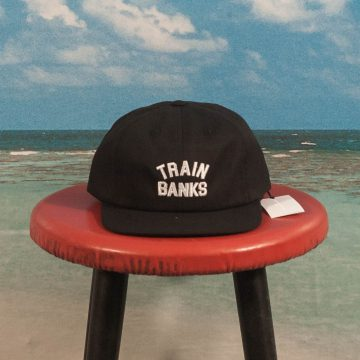 Polar Skate Co. - Train Banks Cap - Black