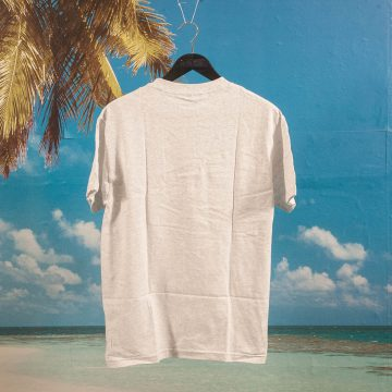 Buttergoods - Search T-Shirt - Ash Grey