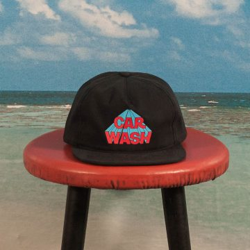 Call Me (917) - Car Wash Hat - Black